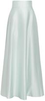 Temperley London Long Satin Skirt