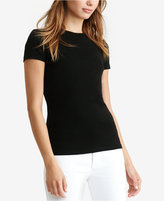 Lauren Ralph Lauren Short-Sleeve Crew-Neck Tee