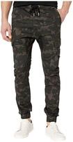 Zanerobe Sureshot Lite Cargo Jogger (Dk Camo) Men's Casual Pants