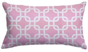 """Majestic Home Goods Links Decorative Soft Throw Pillow Small 20"""" x 12"""""""