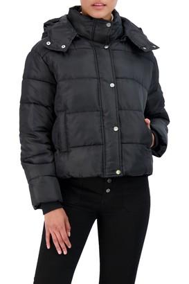 Sebby Hooded Puffer Jacket
