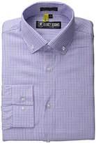 Stacy Adams Men's Long Sleeve Shirt with Regular Cuffs