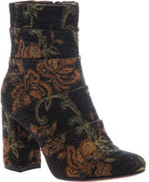 Poetic Licence Women's Patchwork Places Ankle Boot