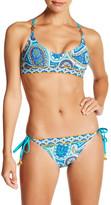 Trina Turk Provence Tie Side Bikini Bottom