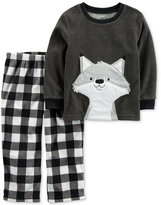 Carter's 2-Pc. Fox Pajama Set, Toddler Boys (2T-5T)