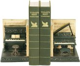 Sterling 91-3708 Composite Pair Dueling Piano Bookends