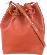 Mansur Gavriel Large Vegetable-Tanned Bucket Bag