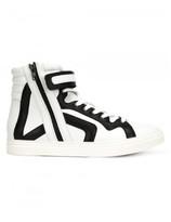 Pierre Hardy hi-top sneakers