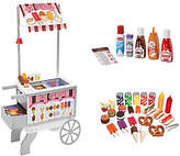 Melissa & Doug Snacks and Sweets Food Cart Bund