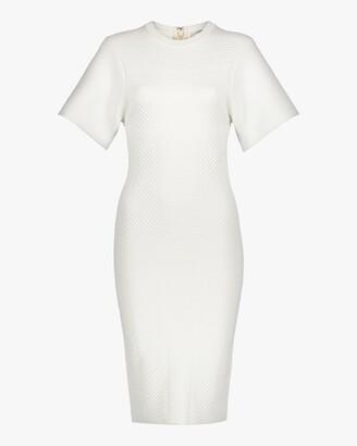 Herve Leger T-Shirt Contour Corset Dress