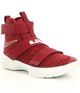 Nike Boys' Lebron Soldier X Basketball Shoes