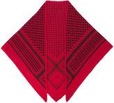 Lala Berlin printed bandana scarf