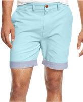 Tommy Hilfiger Men's Big & Tall Custom-Fit Chino Shorts