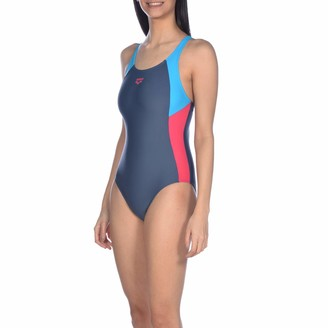 Arena Women's Print Energy Back One Piece Athletic Training Swimsuit