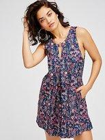 Free People Flower Fields Shift Dress