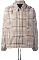 Ami Alexandre Mattiussi hooded jacket - men - Cotton/Virgin Wool - S