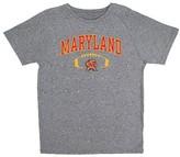 NCAA Maryland Terrapins Boys Gray Synthetic T-Shirt
