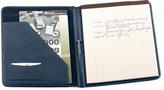 Royce Leather Deluxe Writing Padfolio 744-5