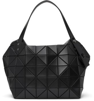 Bao Bao Issey Miyake Black Large Boston Top Handle Bag