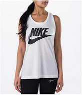 Nike Women's Essential Tank, White