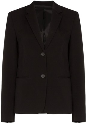 Helmut Lang single-breasted blazer