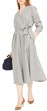 Max Mara Feltre Tie Waist Dress