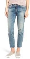 Mavi Jeans Women's Emma Ripped Slim Boyfriend Jeans