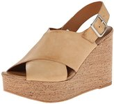 BC Footwear Women's Cougar Wedge Sandal