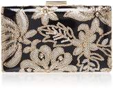 Issa Izzy floral embellished box clutch