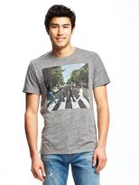 Old Navy The Beatles Graphic Tee for Men