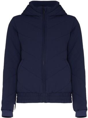 LNDR Panel-Back Puffer Jacket