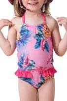 Rip Curl Toddler Tropix Frill One Piece