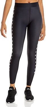 COR designed by Ultracor Double Star Track Leggings