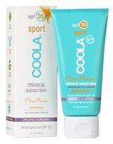 Coola Mineral Sport Moisturizer SPF 35+, Citrus Mimosa, 3 oz