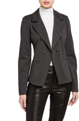 Bagatelle Ponte Double-Breasted Blazer