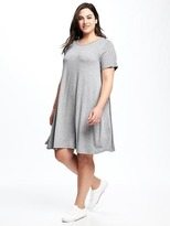 Old Navy Plus-Size Jersey Swing Dress