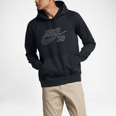 Nike SB Icon Grid Fill Pullover Men's Hoodie
