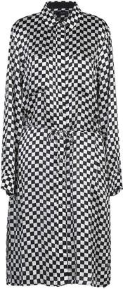 Amiri Knee-length dresses