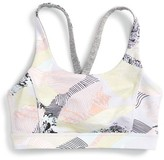 Girl's Zella Girl Reversible Sports Bra