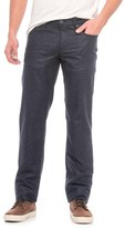Hiltl Downey Wool Flannel Pants - Contemporary Fit (For Men)