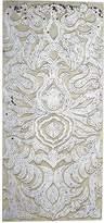 Pier 1 Imports Champagne Mirrored Mosaic Damask Panel