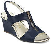 Anne Klein Edan Wedge Sandals