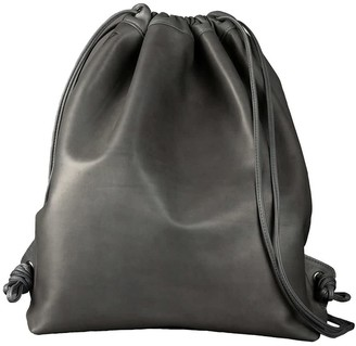 Taylor Yates Mavis Drawstring Backpack In Storm