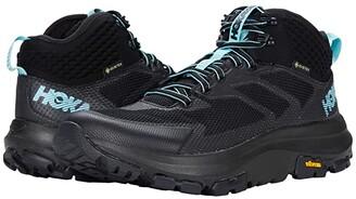 Hoka One One Toa GTX (Black/Antigua Sand) Women's Shoes