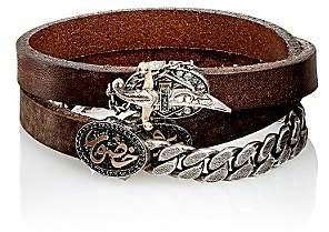 Sevan Biçakci Women's Peace & Love Wrap Bracelet