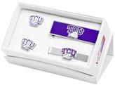 Cufflinks Inc. Men's TCU Horned Frogs 3-Piece Gift Set