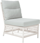 OKA Bridgehampton Armless Chair