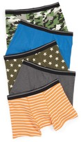 Boy's Tucker + Tate 5-Pack Trunks