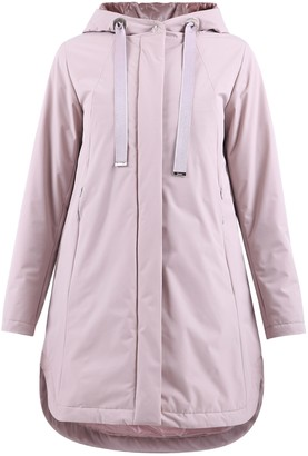 Herno Hooded Down Parka Coat