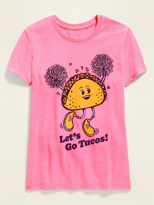 Old Navy Graphic Short-Sleeve Tee for Girls